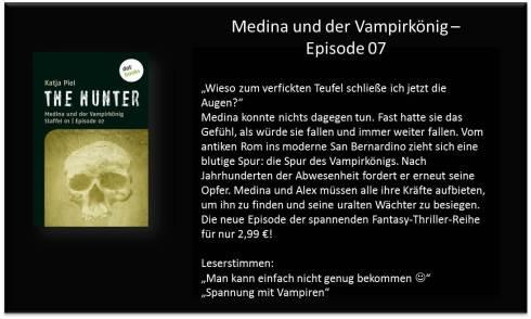 Medina und der Vampirkönig